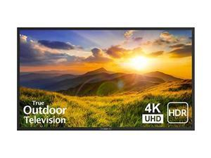 """SunBrite 65"""" Outdoor TV 4K HDR - Signature 2 Series - for Partial Sun SB-S2-65-4K-SL (Silver)"""