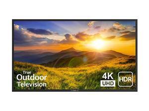 "SunBrite 65"" Outdoor TV 4K HDR - Signature 2 Series - for Partial Sun SB-S2-65-4K-BL (Black)"
