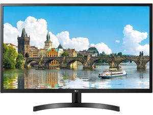 LG 32MN600P-B 31.5'' Full HD 1920 x 1080 IPS Monitor with AMD FreeSync, Black