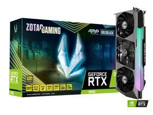 ZOTAC GAMING GE-FORCE RTX 3090 AMP EXTREME HOLO 24GB GDDR6X, 384 bit, 1815/19500, HDCP, Three DP, HDMI, TW, Premium Pack ZT-A30900B-10P