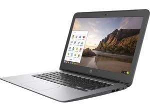 "HP Chromebook 14 G4, 2.16 GHz Intel Celeron, 4GB DDR3 RAM, 16GB SSD Hard Drive, Chrome, 14"" Screen"
