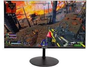 """Periphio 24"""" 1920 x 1080 p Full HD 75 Hz Home and Office Monitor"""