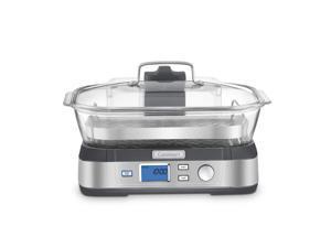 Cuisinart STM-1000C CookFresh Digital 5 L Glass Steamer Cooking Pot