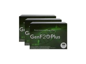 GenF20 Plus Three Boxes naturally restore IGF1 levels for improved energy, youthful look, and improved metabolism