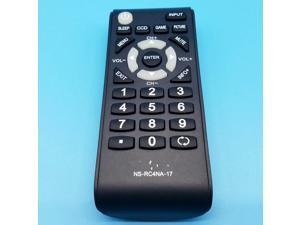 1pcs remote control suitable for NS-RC4NA-17 TV remote remote controller