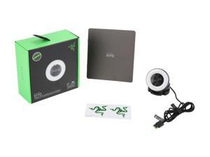 Razer Kiyo Full HD Streaming Web Camera with Illuminating Ring Light and Advanced Autofocus - RZ19-02320100-R3U1