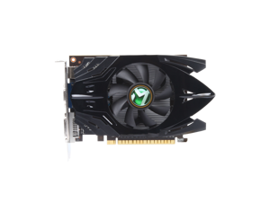 MAXSUN GeForce GT 710 DirectX 12 GT 710 HHII2G 2GB 64-Bit DDR3 PCI Express 2.0 x16 Video Card HDMI+DVI+VGA