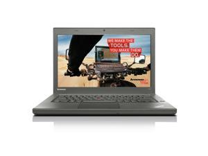 "Lenovo Lenovo T440 Laptop Computer, 1.90 GHz Intel i5 Dual Core Gen 4, 4GB DDR3 RAM, 500GB SATA Hard Drive, Windows 10 Home 64 Bit, 14"" Screen"