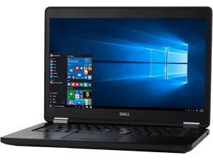 "Dell Latitude E5450 Laptop Computer, 2.90 GHz Intel i7 Dual Core Gen 5, 8GB DDR3 RAM, 500GB SATA Hard Drive, Windows 10 Home 64 Bit, 14"" Screen"