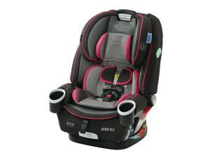 Graco 4ever Dlx 4-in-1 Integrated Belt Lock-off and 6-Position Recline Convertible Car Seat, Rylah
