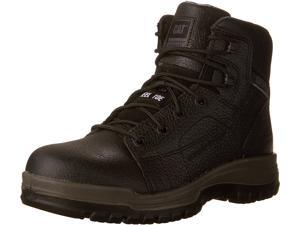 Cat Caterpillar Holton Safety Steel Toe Cap Mens Leather Work Boots Uk6 15 Newegg Com