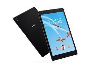 Lenovo ZA2B0009US Tab 4, 8 Inch Android Tablet with Quad-Core Processor, 1.4GHz, 16GB Storage, Slate Black