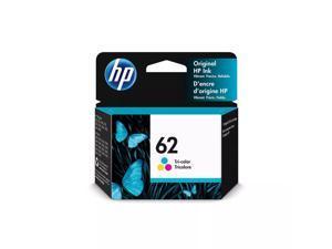HP 62 Tri-Color/Black Ink Combo Cartridge, 2pk N9H64FN#140