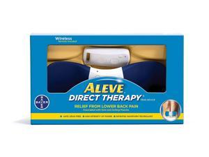 Aleve Direct Therapy Relief From Lower Back Pain, Easy-touch, Handheld Remote Control, Battery Operated & Drug Free