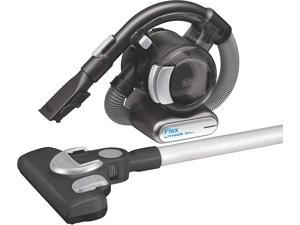 BDH2020FLFH 20V MAX Cordless Lithium-Ion Flex Vac with Stick Floor Head and Pet Hair Brush