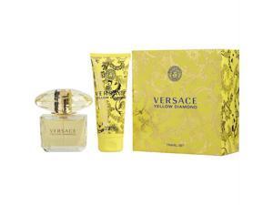 Versace Yellow Diamond Eau de toilette 2 pcs Travel Set