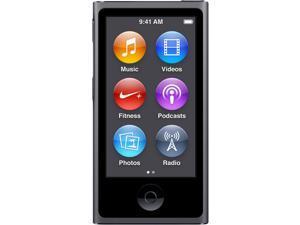 Apple iPod Nano 7th Generation Space Gray New in Plain White Box