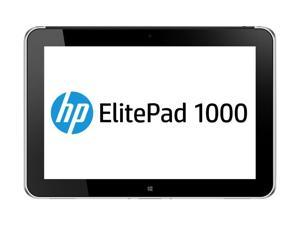"HP ELITEPAD 1000 G2 TABLET 10.1"" DISPLAY INTEL ATOM Z3795 1.6GHZ 4GB RAM 128GB WIN 8.1 PRO GRADE B w/ Docking Station"