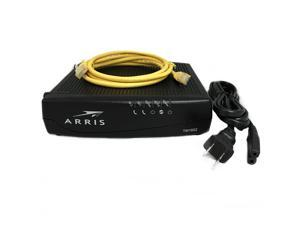 Arris TM1602 / TM1602A Docsis 3.0 Telephony Cable Modem Approved for Optimum Cablevision