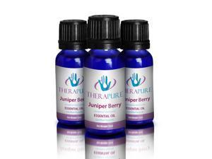 Therapure, Certified Organic Essential Oil, 15ml, Juniper Berry