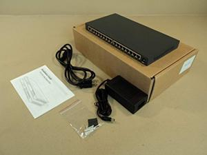 hawking technology 16 port dual speed network hub 10 100 10/100 mbps pn616dh
