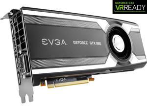 EVGA GeForce GTX 980 04G-P4-1980-KR 4GB 256-Bit GDDR5 PCI Express 3.0 Graphics Card