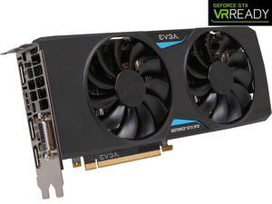 EVGA GeForce GTX 970 04G-P4-3978-KR 4GB FTW+ GAMING w/ACX 2.0+, Whisper Silent Cooling w/ Free Installed Backplate Graphics Card