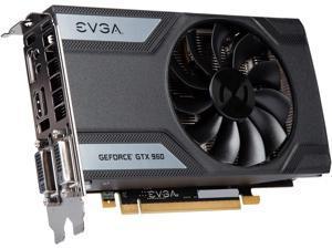 EVGA GeForce GTX 960 04G-P4-1962-KR 4GB GDDR5 SC GAMING mITX Graphics Card
