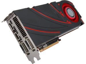 XFX Radeon R9 290X 4GB GDDR5 PCI Express 3.0 CrossFireX Support Video Card R9-290X-ENFC