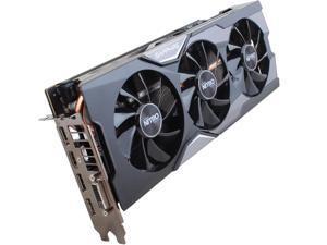SAPPHIRE NITRO Radeon R9 Fury 4GB HBM PCI Express 3.0 x16 TRI-X OC+ (UEFI) Video Card 100379NTOC+SR