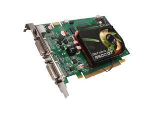 EVGA GeForce 9500 GT DirectX 10 512-P3-N954-TR 512MB 128-Bit DDR2 PCI Express 2.0 x16 HDCP Ready SLI Support Video Card