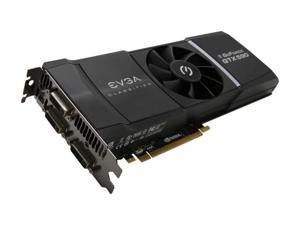 EVGA 03G-P3-1596-AR GeForce GTX 590 (Fermi) Classified 3072MB 768-bit GDDR5 PCI Express 2.0 x16 HDCP Ready SLI Support Video Card