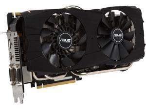 ASUS DirectCU II G-SYNC Support GeForce GTX 780 Ti 3GB 384-Bit GDDR5 PCI Express 3.0 HDCP Ready SLI Support Video Card