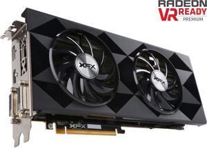 XFX Radeon R9 390X DirectX 12 R9-390X-8DF6 8GB 512-Bit GDDR5 PCI Express 3.0 CrossFireX Support Video Card