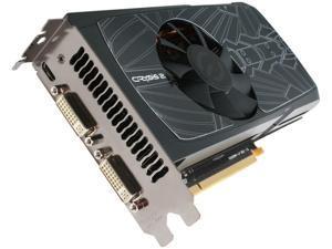 EVGA 01G-P3-1563-A1 GeForce GTX 560 Ti (Fermi) Maximum Graphics Edition Crysis 2 1GB 256-bit GDDR5 PCI Express 2.0 x16 HDCP Ready SLI Support Video Card