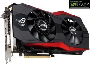 ASUS ROG GeForce GTX 980 MATRIX-GTX980-P-4GD5 4GB 256-Bit GDDR5 PCI Express 3.0 HDCP Ready SLI Support Gaming Video Card