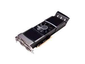 Dell GeForce GTX 590 (Fermi) 9NK8P DirectX 11 3GB 768-Bit GDDR5 PCI Express 2.0 x16 HDCP Ready SLI Support Video Card - OEM