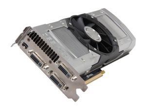 Dell GeForce GTX 690 XW75K DirectX 11 4GB 512-Bit GDDR5 PCI Express 3.0 x16 HDCP Ready SLI Support Video Card - OEM