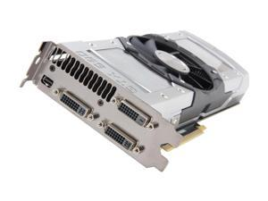 EVGA GeForce GTX 690 DirectX 11 04G-P4-2692-KR 4GB 512-Bit GDDR5 PCI Express 3.0 x16 HDCP Ready SLI Support Video Card
