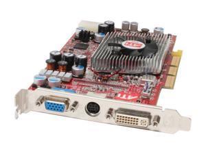 ATI Radeon 9800PRO DirectX 9 102A0753700 128MB 256-Bit DDR AGP 4X/8X Video Card
