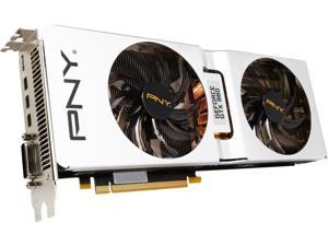 PNY VCGGTX9804XPB-XP-OC GeForce GTX 980 4GB XLR8 OC EDITION Graphics Card