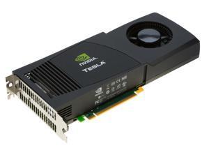 NVIDIA Tesla C1060 900-20607-2201-000 4GB 512-bit GDDR3 PCI-Express 2.0 x16 Active Cooling GPU Computing Accelerator