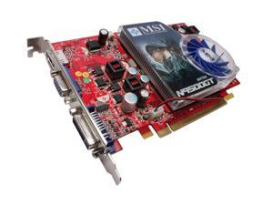 MSI GeForce 9500 GT DirectX 10 N95GT-MD512 512MB 128-Bit GDDR2 PCI Express 2.0 x16 HDCP Ready Video Card