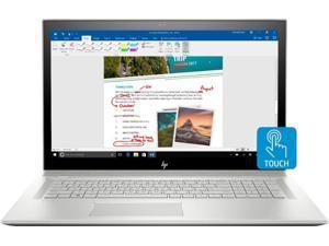 "HP Envy 17M 2019 Flagship 17.3"" Full HD IPS Touchscreen Business Laptop Intel Quad-Core i7-8550U 32GB DDR4 1TB SSD 1TB HDD GeForce MX150 DVD BT 4.2 Backlit Keyboard Windows 10"