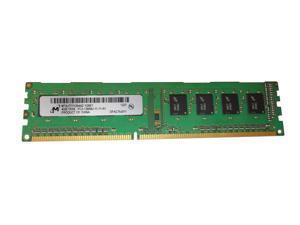 Micron 4GB 240-Pin DDR3 SDRAM DDR3 1600 (PC3 12800) Desktop Memory Model MT8JTF51264AZ-1G6E1