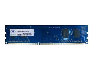 NANYA NT4GC64B88B1NF-DI 4GB DESKTOP DIMM DDR3 PC12800(1600) UNBUF 1.5v 1RX8 240P 512MX64 512mX8 CL11