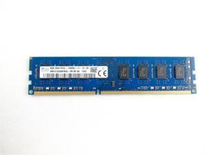 Hynix 8GB DDR3 1600MHz 1.35V  PC3-12800 CL11 240-Pin DIMM Dual Rank Desktop Memory Module HMT41GU6BFR8A-PB