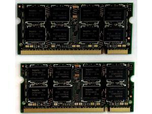 4GB(2x 2GB) Kit Apple iMac 2.4GHz Core 2 800MHz DDR2  PC2-6400 Laptop RAM Memory