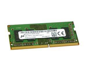 MTA4ATF51264HZ-2G3E1 Micron 4gb Pc4-2400t So-Dimm Memory