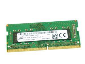 MICRON 8GB LAPTOP MEMORY DDR4 PC4-2400T MTA8ATF1G64HZ-2G3E1